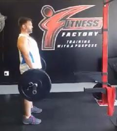 How to perform a Deadlift [ VIDEO ]