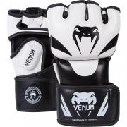 VENUM MMA GLOVES -ATTACK B/W